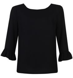 Phyllis Top Black  (Sizes XS - XL) Colour Block, Color Blocking, Black Tops, Sweaters, Collection, Fashion, Moda, Fashion Styles, Sweater