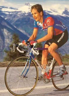 Giro 88 winner Andrew Hampsten