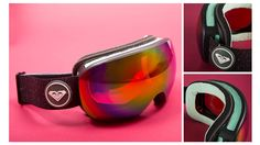 Roxy Popscreen Women's Snowboard Goggles 2015-2016 Review