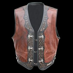 Bobsleigh, Biker Vest, India, Thor, Saga, Harley Davidson, Leather Jacket, Motorcycle Jackets, Dragon Slayer