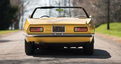Maserati Ghibli Spyder '1001' prepares for Pebble Beach   Classic Driver Magazine