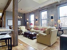 Chicago Bucktown loft