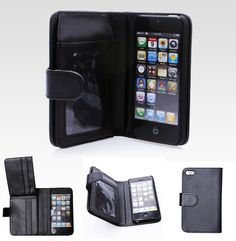 iPhone wallet case... I need this!!