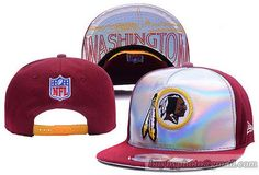 NFL Washington Redskins 3M Reflective Snapback Hats Fashion Caps|only US$8.90 - follow me to pick up couopons.