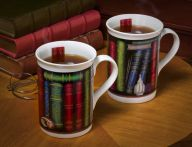 Book Lovers Mug Set