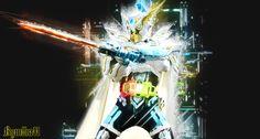 Kamen Rider Brave LV.100 Taddle Legacy by Byudha11.deviantart.com on @DeviantArt