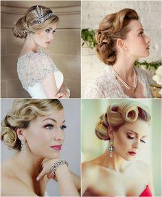 Wedding Hairstyles Looks: Wedding Updos 2015