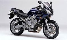 2005 Yamaha FZ6. What a beautiful bike! …Although, I may be biased.