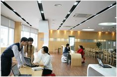 [Seoul National University] Cafeteria at Sinyang Hall