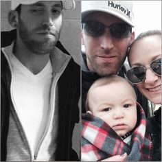 500 DAYS SOBER:  On the left - I was under the influence of drugs and alcohol. At that point in my life drugs and alcohol were all that made me happy. And as you can see I was completely miserable.  On the right - I'm truly happier than I have ever been in my life. My beautiful girlfriend Amber and amazing son Aiden are the reason I fight for sobriety every single day. These past 500 days have been the hardest days of my life. Just because I've made it this far doesn't mean it's easy now. I…