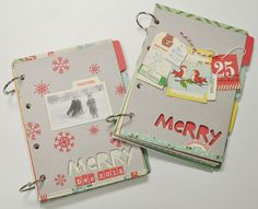 Didn't order your Very Merry December Mini-Book Kit yet? You still can because we made more!