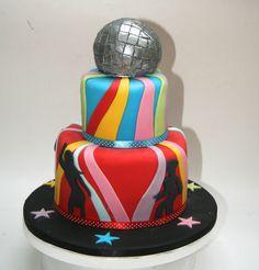 Resultado de imagem para 70´s cakes