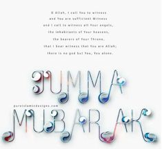 Jumma Mubarak Quotes with Images and Wishes. For Western World, Friday can be Black or White but for the Muslim world, Friday has always been a lucky and the most blessed day among all days of a week. Images Of Jumma Mubarak, Jumma Mubarak Messages, Jumma Mubarak Quotes, I Miss You Quotes, Crazy Girl Quotes, Wish Quotes, Funny Quotes, Tgif, Boss Babe