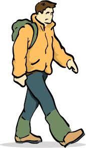 cartoon man walking - Google zoeken