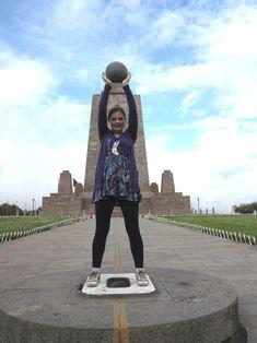 Ciudad Mitad del Mundo Ecuador Double-Barrelled Travel