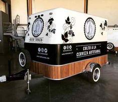 Trailer Gastronómico, Food Truck, Patentado De Fábrica!