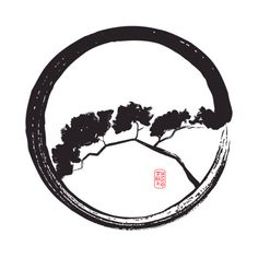 enso, zen-skool http://www.youtube.com/watch?v=WhN3Y8aSJyI chant http://propositionzen.wordpress.com/2012/12/01/a-circle-of-zen-explaining-the-enso/