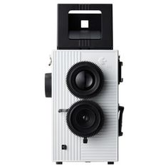 Blackbird, Fly 35mm Camera White, £101, now featured on Fab.