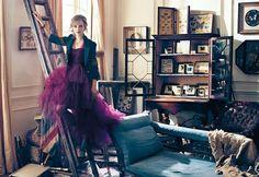 Emma Watson ~ Teen Vogue