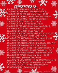 christmas is bible verses - Google Search