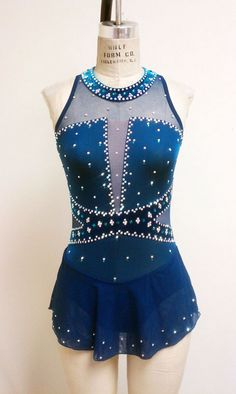 Del arbour Skating dress
