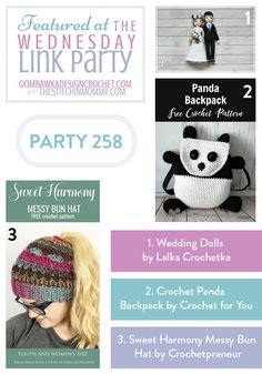 The Wednesday Link Party #258 Featured Favorites | www.thestitchinmommy.com