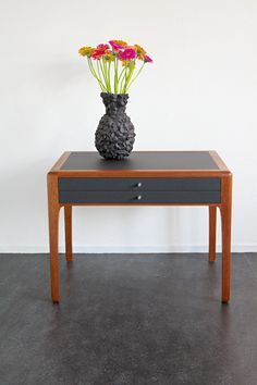 Mahogany table with a Linoleum tabletop. Tabletop, Furniture, Home Decor, Decoration Home, Table, Room Decor, Home Furnishings, Home Interior Design, Home Decoration