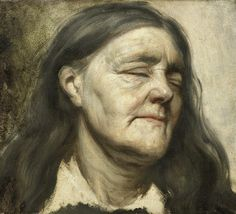 Study of an old woman by Matthijs Maris. Image courtesy of Rijksmuseum (Public Domain) http://www.europeana.eu/portal/record/90402/A41EE10DCCC6A5146C31AD4E6BCB95B93F424237.html