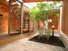 建築家:小磯一雄|KAZ建築研究室「埼玉県入間市・大きなもみじのある家|波乗り亭」