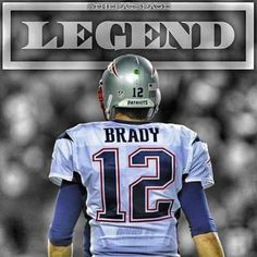Brady #12   New England Patriots