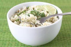 Cilantro Lime Rice - Two Peas and Their Pod