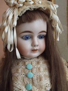 Dolls The Best Antique Doll Chills And Pains Dolls & Bears