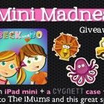 The iMums' Naughty or Nice Number Nine! Win an iPad Mini + Case + Apps – Mini Madness #9  http://www.theimum.com/2012/12/the-imums-naughty-or-nice-number-nine-win-an-ipad-mini-case-apps-mini-madness-9/