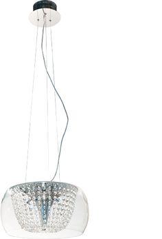 Stellar Pendant, Pendants, Crystal Chandeliers, New Zealand's Leading Online Lighting Store 6 x 20w 12v halogen capsule G4
