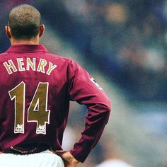 Thierry Henry, Arsenal. #14. Craque de bola!
