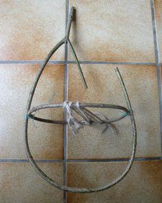 Willow Weaving, Basket Weaving, Spinning, Knots, Wool, Crochet, Wicker, Braid Out, Diy Decorating