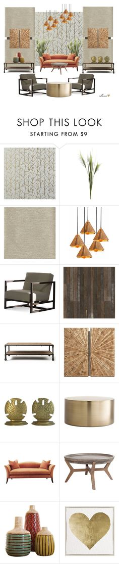 """""""Interior"""" by lenadecor ❤ liked on Polyvore featuring interior, interiors, interior design, home, home decor, interior decorating, CB2, Pier 1 Imports, Holly's House and Linfa Design"""