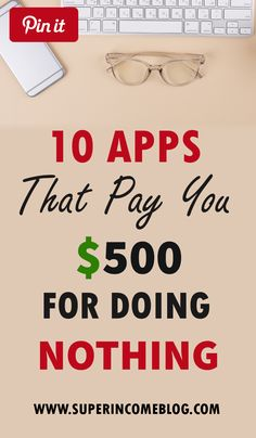 Are you looking for the best highest paying apps that pay you money? Well, you've come to the right place. We have researched and tested more than 50 applications that pay you money and we chose you the best that don't waste your time only. Earn Money From Home, Make Money Fast, Earn Money Online, Ways To Save Money, How To Get Money, Online Jobs From Home, Work From Home Jobs, Online Work, Apps That Pay You
