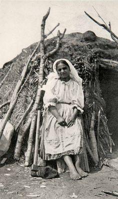 Roma Hungarian Gypsy Bride