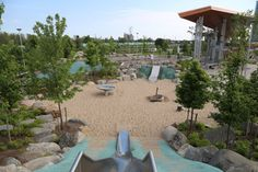 The Best Playgrounds in Toronto