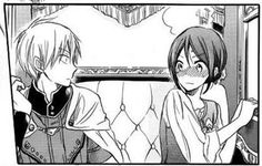 Anime /akagami no shirauky hime