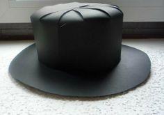 Sombrero de Copa de Cartulina