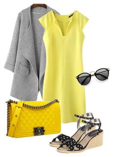 Untitled #464 by indirareeves on Polyvore featuring Chicnova Fashion and Lauren Ralph Lauren