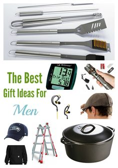 Gift Inspiration for your guy this Holiday Season!