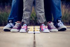 Baby Announcement #chucks #shoes #newarrivals