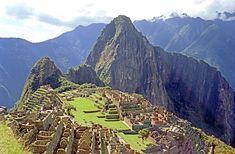 Fantastic Pictures of Machu Picchu
