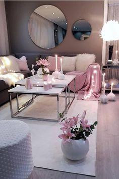 Living Room Mirrors, Living Room Grey, Living Room Interior, Living Room Decor, Inspire Me Home Decor, Living Room Ideas 2019, Living Room Designs, Apartment Design, Apartment Living