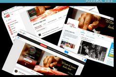 ERA Diseño Gráfico: Creacion de web + alta y diseño de redes sociales ...