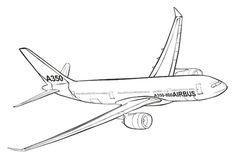 avion dessin - Recherche Google
