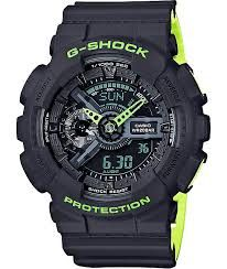 online shopping for Casio G-Shock Men's Analog-Digital Black & Yellow Resin Strap Watch from top store. See new offer for Casio G-Shock Men's Analog-Digital Black & Yellow Resin Strap Watch Casio G-shock, Casio Watch, Casio G Shock Watches, Sport Watches, Watches For Men, Men's Watches, Timex Watches, Dream Watches, G Shock Black